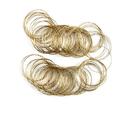 Forum Novelties 154876 Gold Bangles (50)