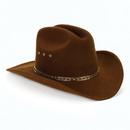 Western Express 154900 Child Cowboy Hat (Brown)