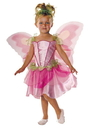 Rubies Costumes 156094 Pink Butterfly Fairy Child Costume, Small (4-6)