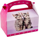Party Destination rachaelhale Glamour Cats Empty Favor Boxes