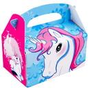 Enchanted Unicorns - Empty Favor Boxes (4)
