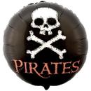 Party Destination BD946325 Pirates Foil Balloon