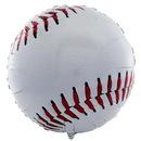 Party Destination 19504 Baseball Foil Balloon