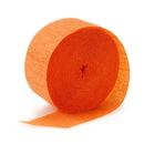 Party Destination 7559 Bright Orange (Orange) Crepe Paper