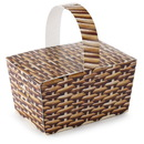 Party Destination E2278FB Basket Empty Favor Boxes