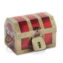 Party Destination 173802 Treasure Box Empty Favor Boxes