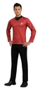 Rubies Costumes 887359L Star Trek Movie (2009) - Red Shirt Adult Costume - Large