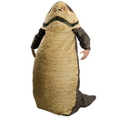 Rubies Costumes 888746 Jabba The Hutt Inflatable Adult Costume