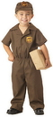 California Costumes 00043 The UPS Guy Toddler Costume, 4-6