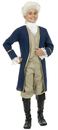 Charades Costumes CH00286-AO-S George Washington Child Costume
