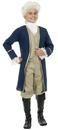 Charades Costumes CH00286-AO-XL George Washington Child Costume
