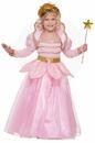 Forum Novelties 62582 Little Pink Princess Child Costume, Small (4-6)