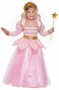 Forum Novelties 62583 Little Pink Princess Child Costume, Medium (8-10)