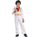 Rubies Costumes 883480-000-L Elvis Child Costume