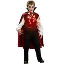 Rubies Costumes 883499M Lite-Up Vampire Child Costume, Medium