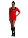 Rubies Costumes 889296-000-S Star Trek Secret Wishes Red Dress
