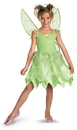 Disguise 12157M Tink and the Fairy Rescue - Tinkerbell Classic Toddler / Child Costume