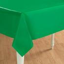 Creative Converting 192863 Emerald Green (Green) Plastic Tablecover
