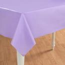 Creative Converting 192877 Luscious Lavender (Lavender) Plastic Tablecover