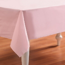 Creative Converting 192905 Classic Pink (Light Pink) Plastic Tablecover