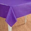 Creative Converting 192958 Perfect Purple (Purple) Plastic Tablecover