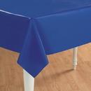 Creative Converting 192972 Cobalt Blue (Blue) Plastic Tablecover