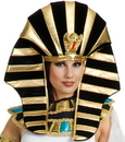 Charades Costumes 60228A Ancient Egyptian Adult Headpiece