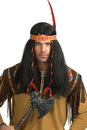 Charades Costumes 60288 Running Bull Adult Wig