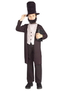 Forum Novelties 58268S Abraham Lincoln Child Costume, Small 4-6