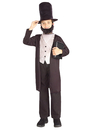Forum Novelties 58268M-000-NS Abraham Lincoln Child Costume