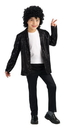 Rubies Costumes 884229S Michael Jackson Deluxe Billie Jean Jacket Child, Small (4-6)