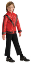Rubies Costumes 884243-000-M Michael Jackson Deluxe Thriller Jacket Child