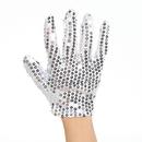 Rubies 197229 Michael Jackson Child Silver Sequin Glove
