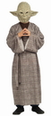 Rubies Costumes 18994-L Star Wars Yoda Deluxe Child Costume, Large