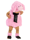 Princess Paradise PP4627-AS-182T Squiggly Pig Infant / Toddler Costume