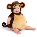 Princess Paradise 4446CE 18/2T Mischievous Monkey Infant / Toddler Costume, 18 Months/2T