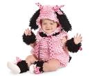 Princess Paradise 4422CE 6/12M Pink Poodle Infant / Toddler Costume, 6/12 Months