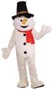 Forum Novelties 65454 Snowman Plush Economical Mascot Adult Costume
