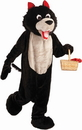Forum Novelties 65610 Wolf Mascot Adult Costume