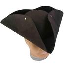 Forum Novelties 199267 Deluxe Pirate Hat Adult