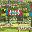Amscan 249113 Giant Outdoor Carnival Decorating Kit