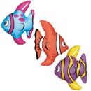 Amscan 391727 Inflatable Mini Fish