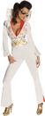 Rubies Costumes 880165-000-M Secret Wishes Elvis Adult Costume