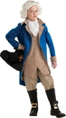 Rubies Costumes 211371 George Washington Child Costume, Small