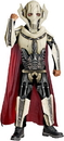 Rubies Costumes 884521L Star Wars - General Grievous Deluxe Child Costume, Large