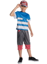 Rubies Costumes 211430 Pokemon - Ash Ketchum Child Costume - Medium, Medium