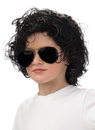 Rubies Costumes 51547 Michael Jackson Curly Wig (Child), One Size