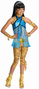 Rubies Costumes 884790-000-S Monster High - Cleo de Nile Child Costume