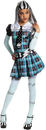 Rubies Costumes 884786-000-L Monster High - Frankie Stein Child Costume