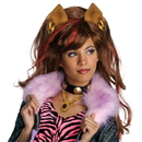 Rubies Costumes 211481 Monster High - Clawdeen Wolf Wig (Child), One-Size